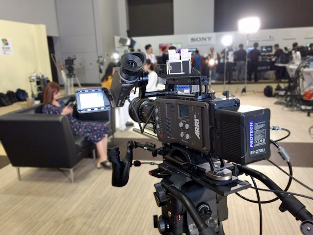 東北映像フェスティバル 2018 にPROTECH製品出展