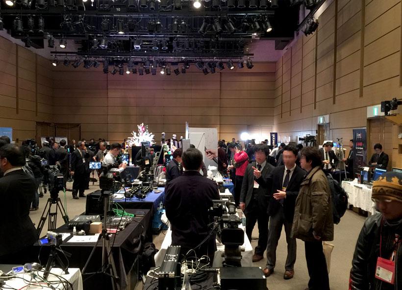 テレビ・映像最新技術展in名古屋2018 出展 | PROTECH